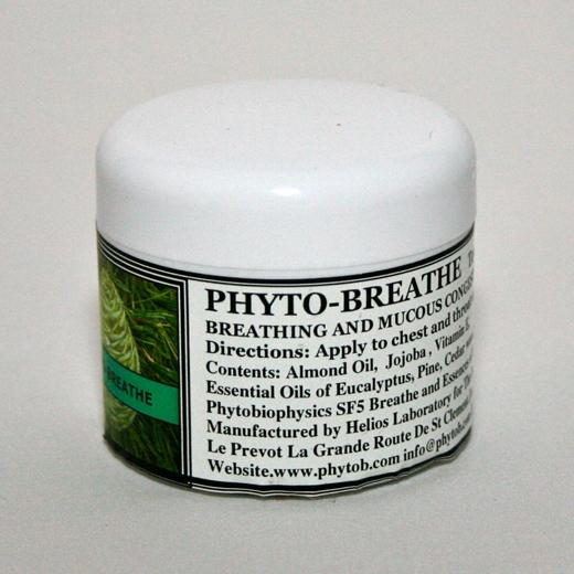 PHYTO-BREATHE Deodar Cedrus skin cream